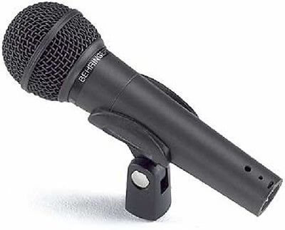 Behringer Ultravoice Xm8500 Microphone Inc Stand Cable