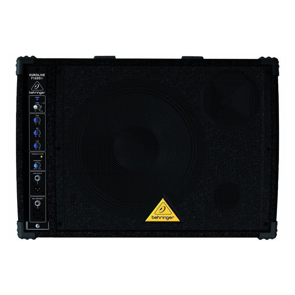 Behringer Eurolive F1320d 12 Quot 300w Active Monitor Foldback
