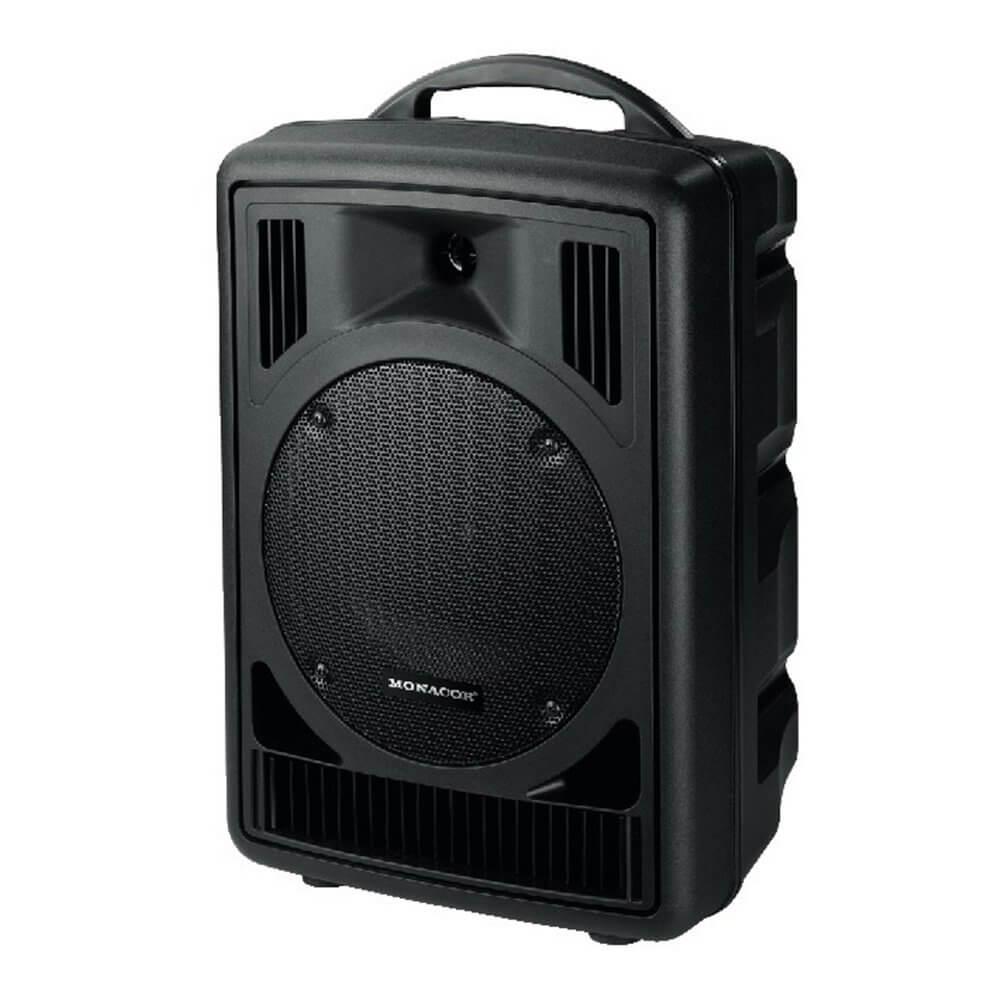 Monacor Txa 800cd Portable Battery Pa System Amplifier