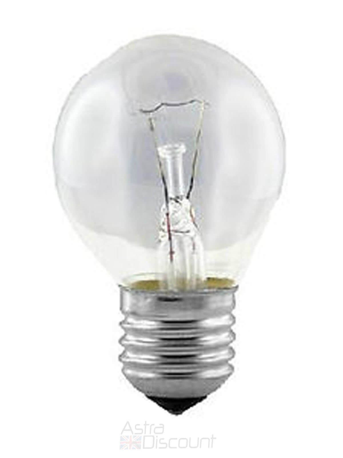 25W E27 Screw Festoon Lamp Bulb Halogen Filament