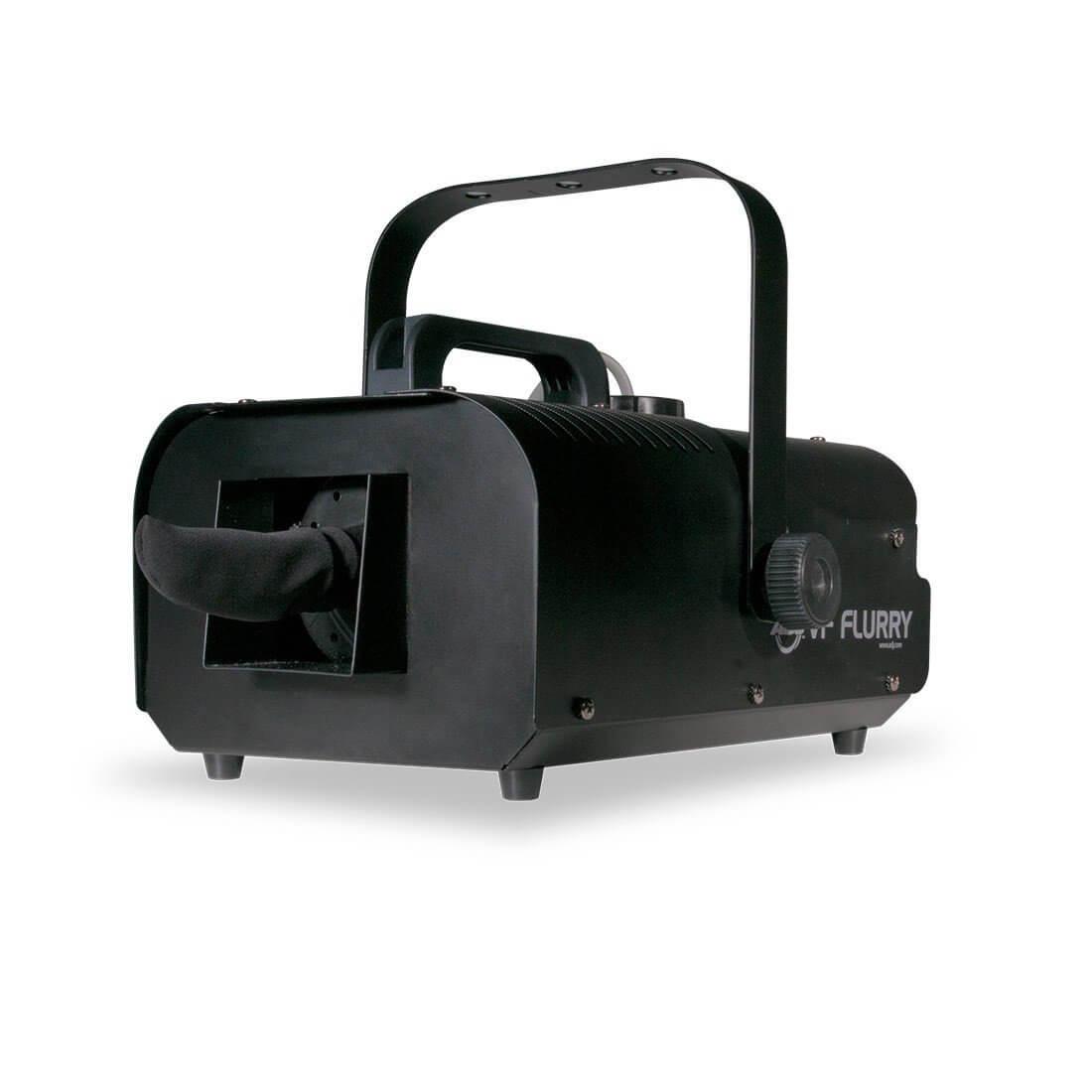 ADJ VF Flurry Snow Machine inc. Remote
