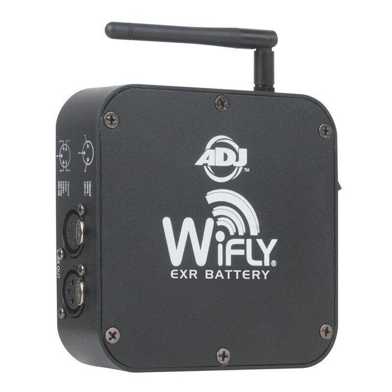 ADJ Wifly EXR Wireless Battery DMX Transceiver