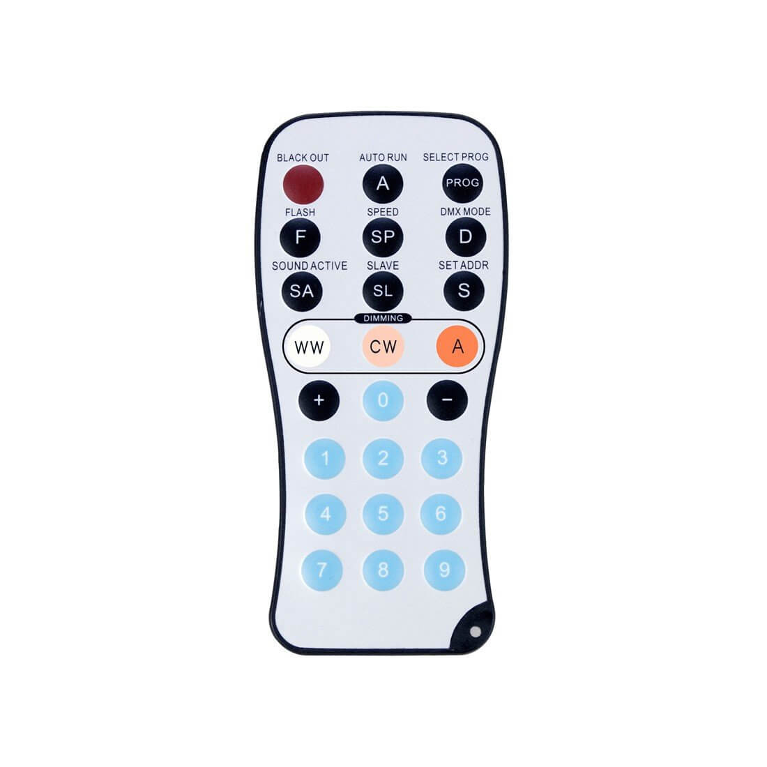 ADJ ADJ RC3 Remote Control Wireless