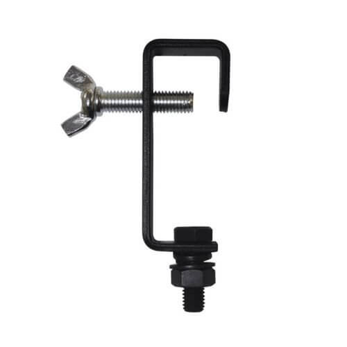 Rhino 25mm Hook Clamp Bar Lighting Effects Mount Stage Theatre