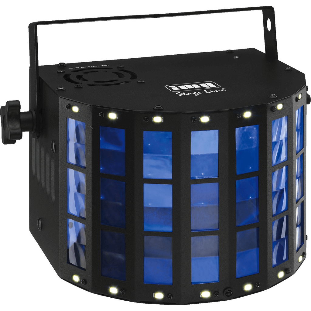 IMG Stageline LED-162RGBW Light Effect Unit