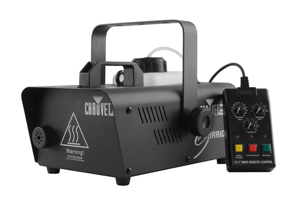 Chauvet H1200 Hurricane 1200 Smoke Machine inc Timer Remote