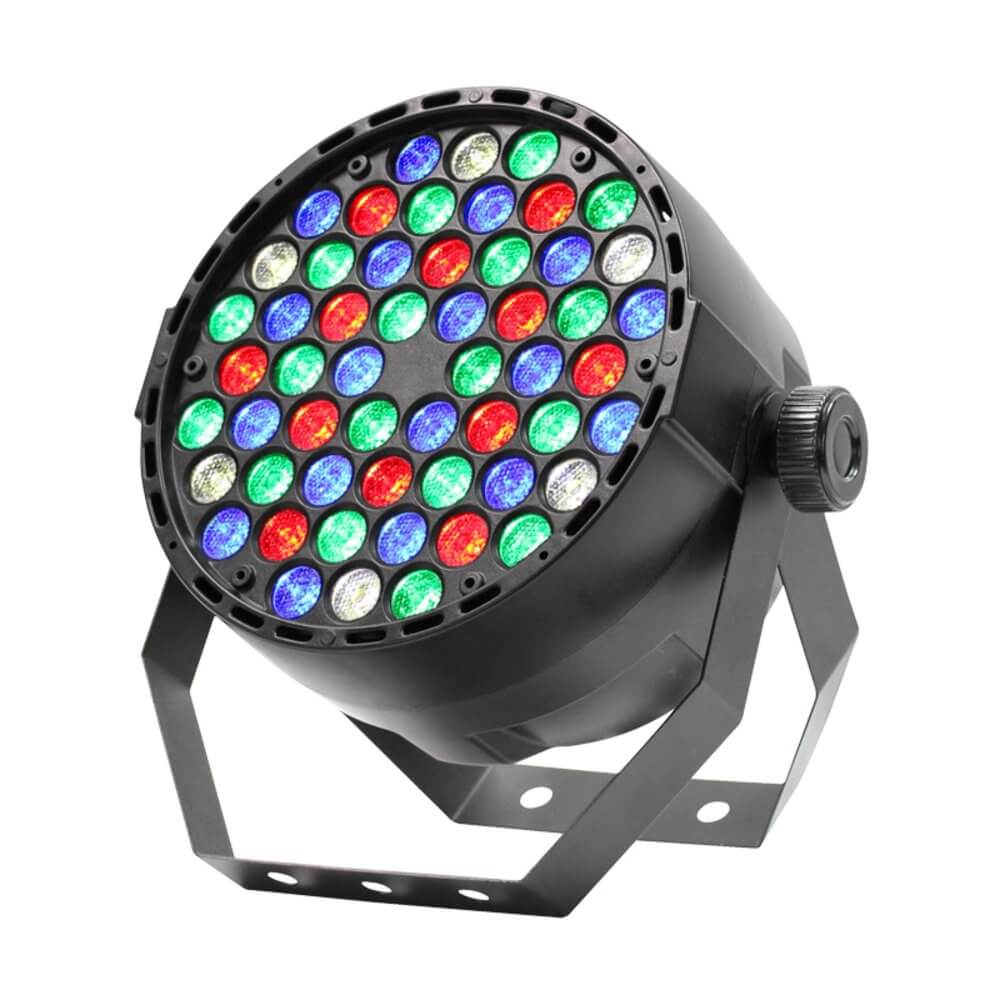 Equinox Midipar RGBW 54 x 1W LED Par Can
