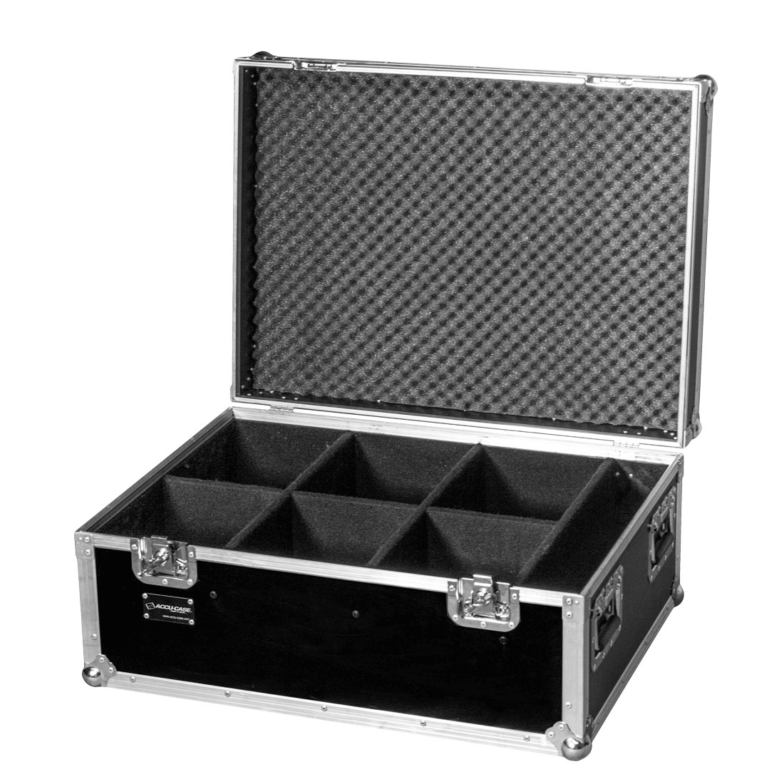 ADJ Touring Case for 6 x LED Par Universal