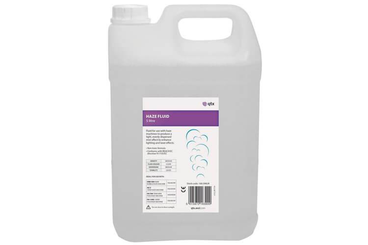 QTX Haze Fluid 5 Litre