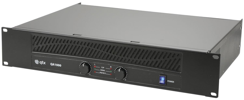 QTX QA1000 Power Amplifier