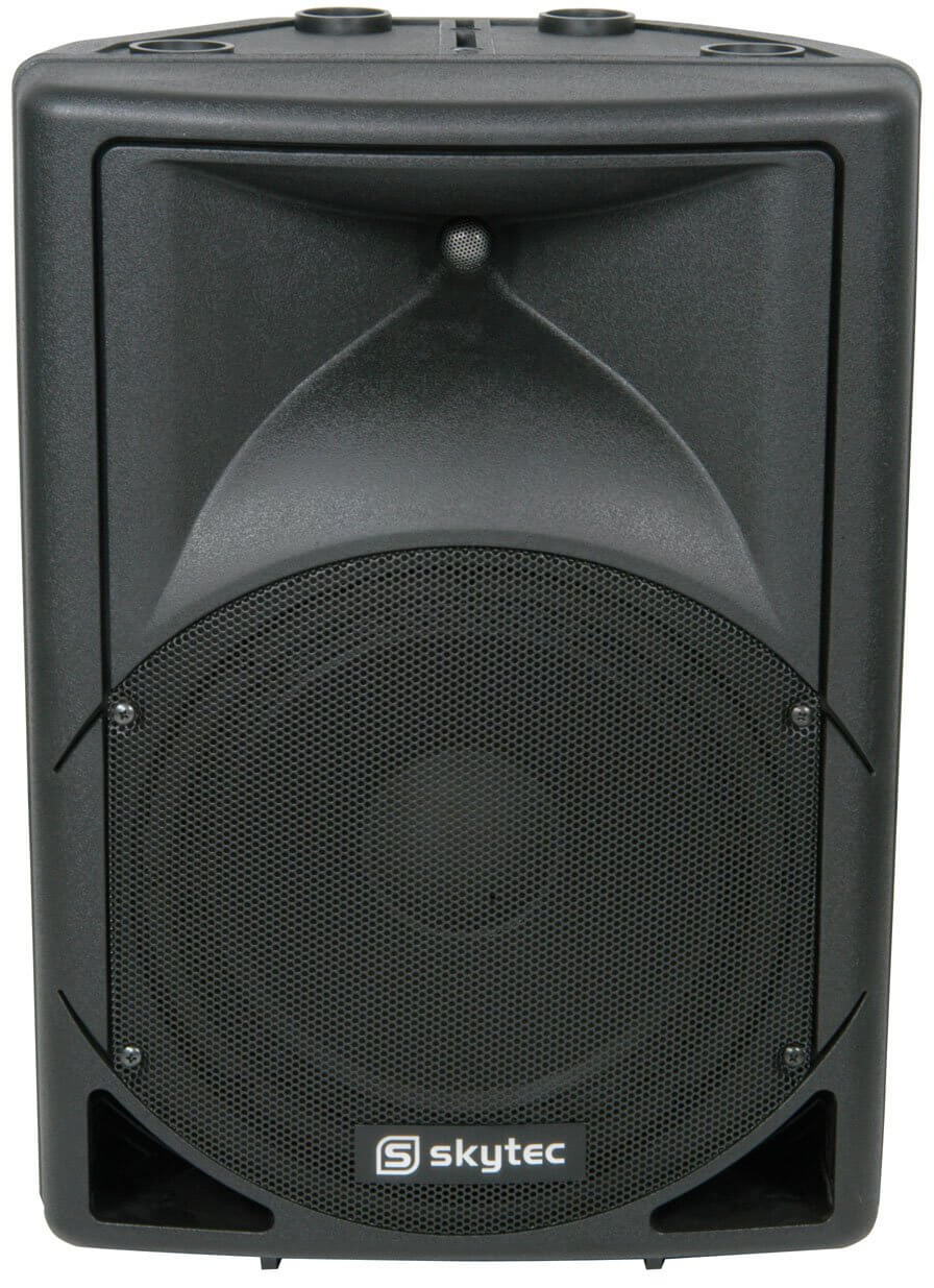 QTX QS12 Active Powered Speaker 500W