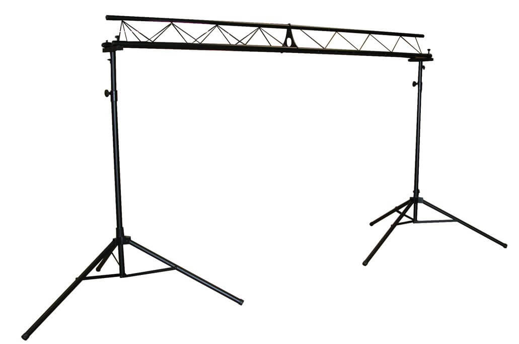 QTX Light Triangle Lighting Stand Truss System 3.0m