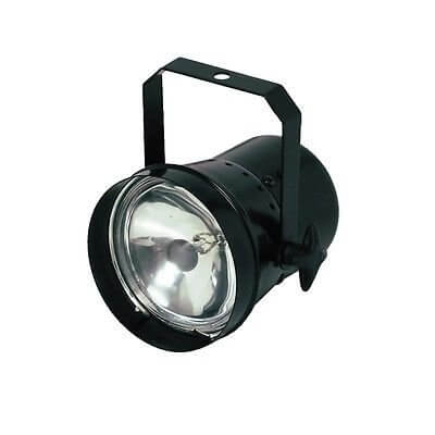 Pinspot PAR36 30W Lantern Inc. Lamp (Black)