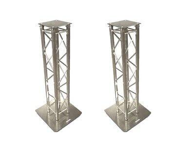 2x Lightspace Truss Podium (1.5m)