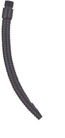 Gooseneck 300mm 30cm microphone accessory Heavy Duty Black