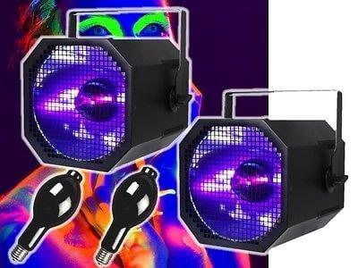 2x Equinox 400w Ultraviolet UV Cannon + lamp