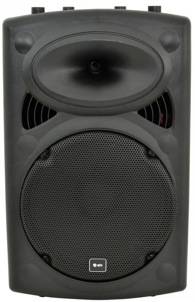 QTX QR12K Active Powered Speaker 300W 12""