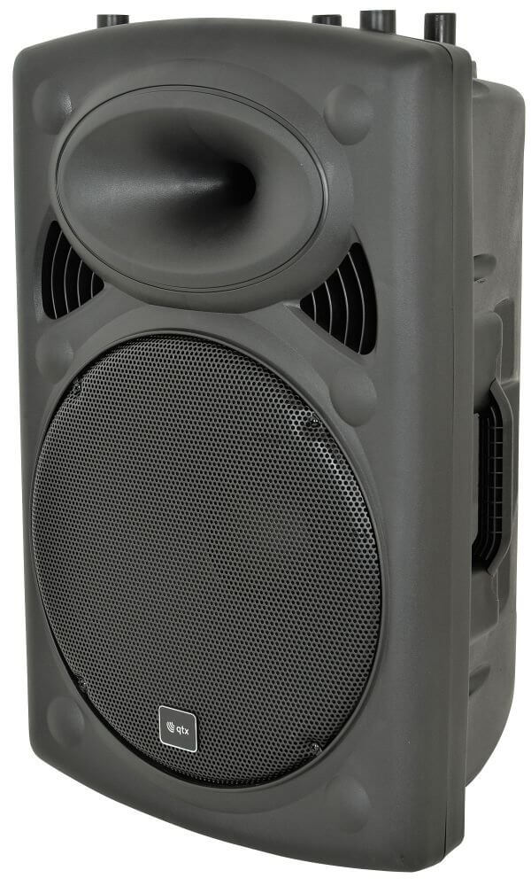 QTX QR15K Active Powered Speaker 400W 15""