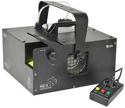QTX HZ-3 Hazer DMX High Power Output Haze Machine 700w