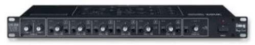 Monacor LMS-808 1U Rack Mixer Line Splitter Install