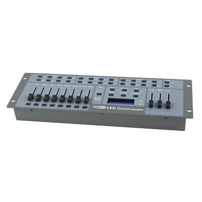 Showtec LED Commander par can controller DMX desk DJ