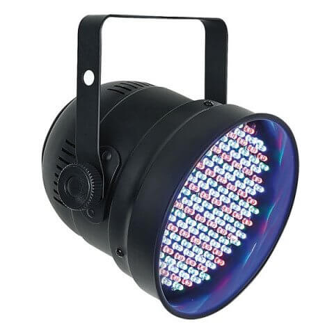 Showtec PAR 56 Short Eco LED Black