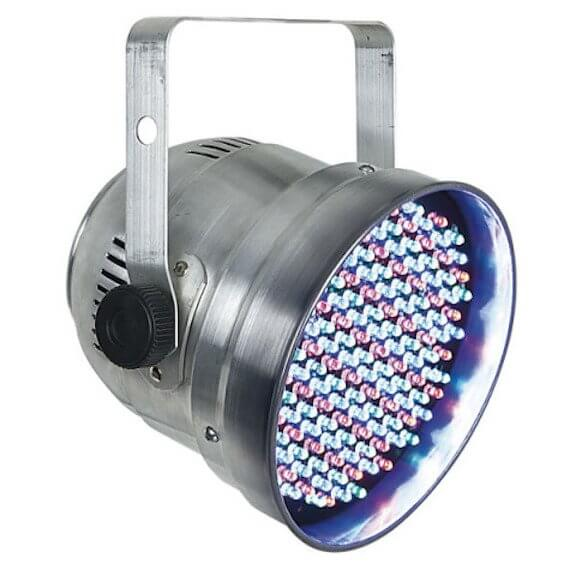 Showtec PAR 56 Short Eco LED Chrome Silver