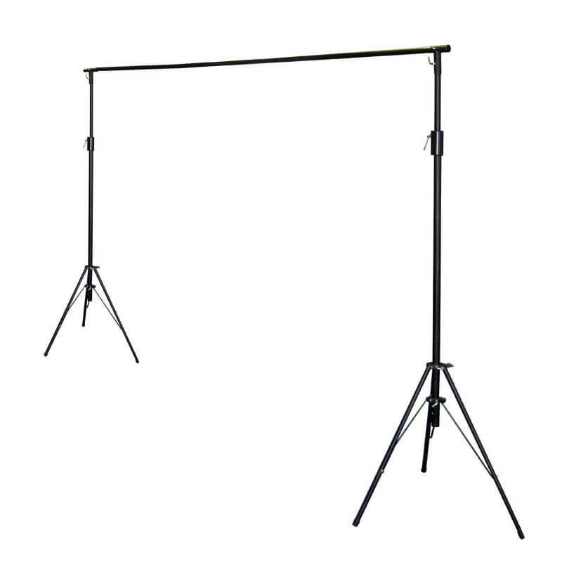 Starcloth Stand 3m x 2m Backdrop Drape Stand Lighting inc bag