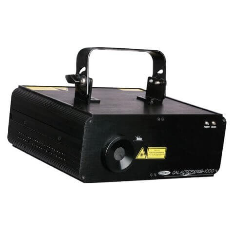 Showtec Galactic FX RGB-1000 Professional Laser - 2 YEAR WARRANTY