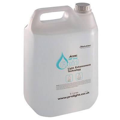 Acme Low Fog Smoke fluid 5 litre Dry Ice Effect