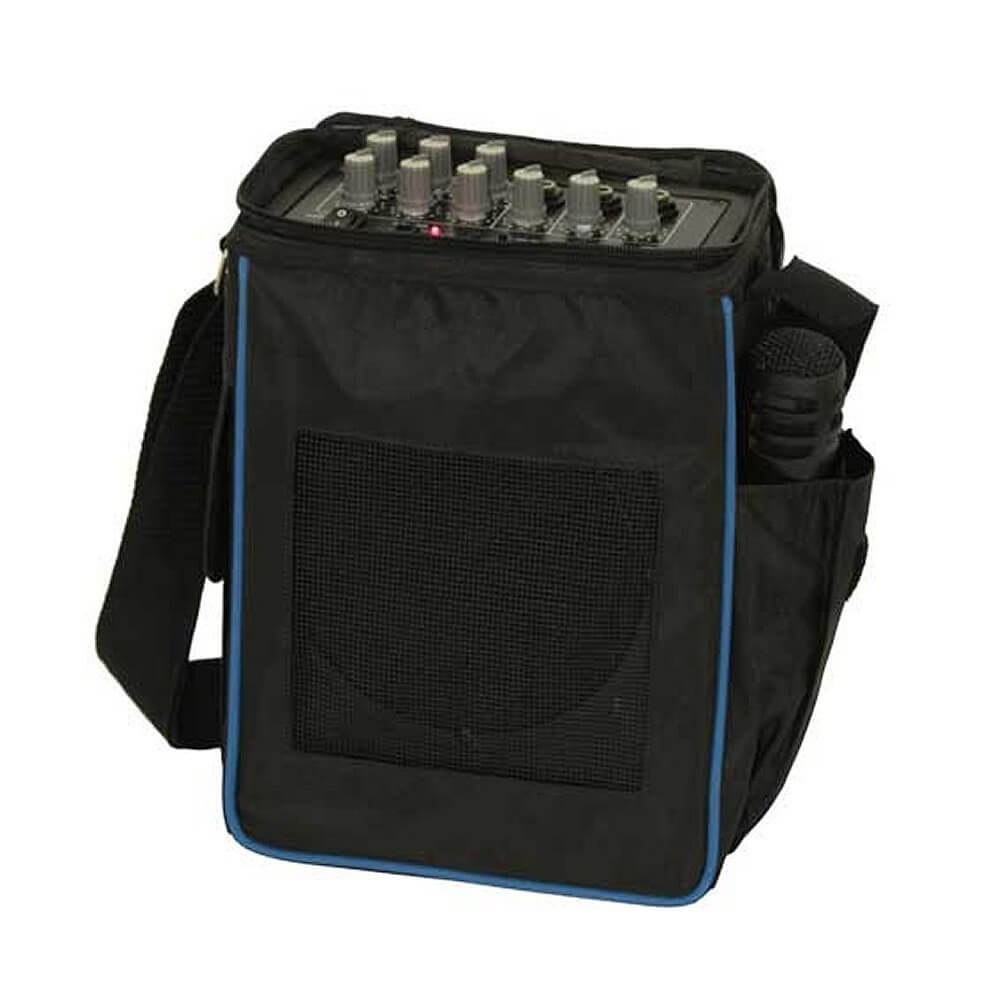 IBIZA SOUND PORT6 Portable Battery Sound System USB & Mic