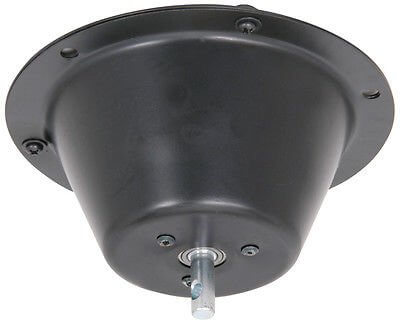 QTX Heavy Duty Mirror Ball Motor up to 5KG 50cm 500mm fitted with UK plug