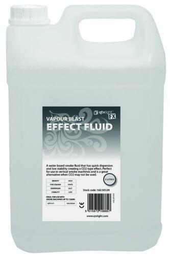 QTX Vapour Blast Fluid Jet effect 5 Litre