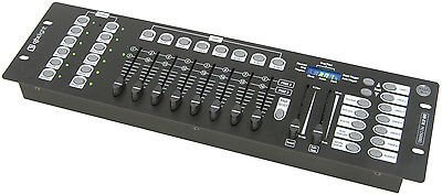 DM-X10 192 Channel DMX Controller Lighting Desk for Par Cans