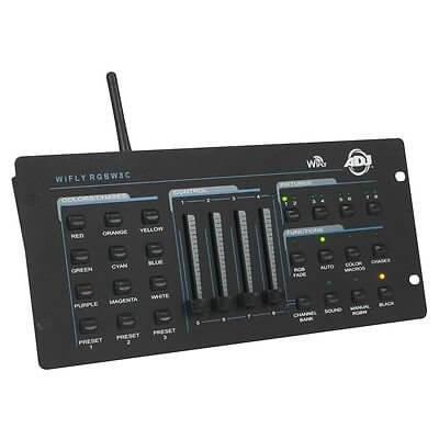 ADJ RGBW8C Wifly Controller 32ch Wireless DMX Controller