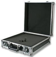 Universal Medium Heavy Duty Flightcase foamed suitable for mics, effect & cables