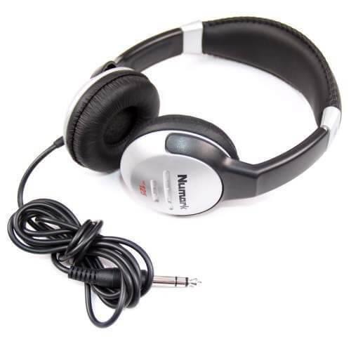 Numark HF125 DJ Headphones