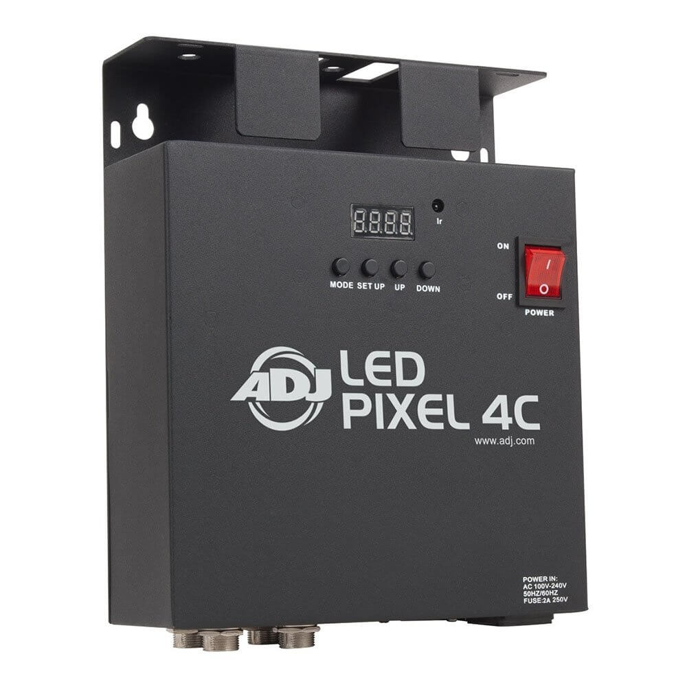 ADJ LED Pixel 4C Tube Controller