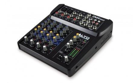 Alto Professional ZMX862 Audio Mixing Console