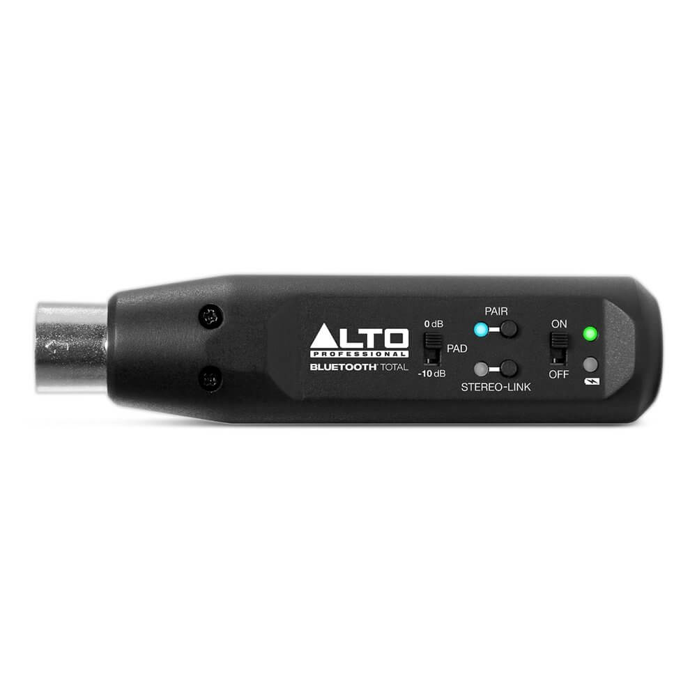 Alto Professional Bluetooth Total Wireless Audio Receiver