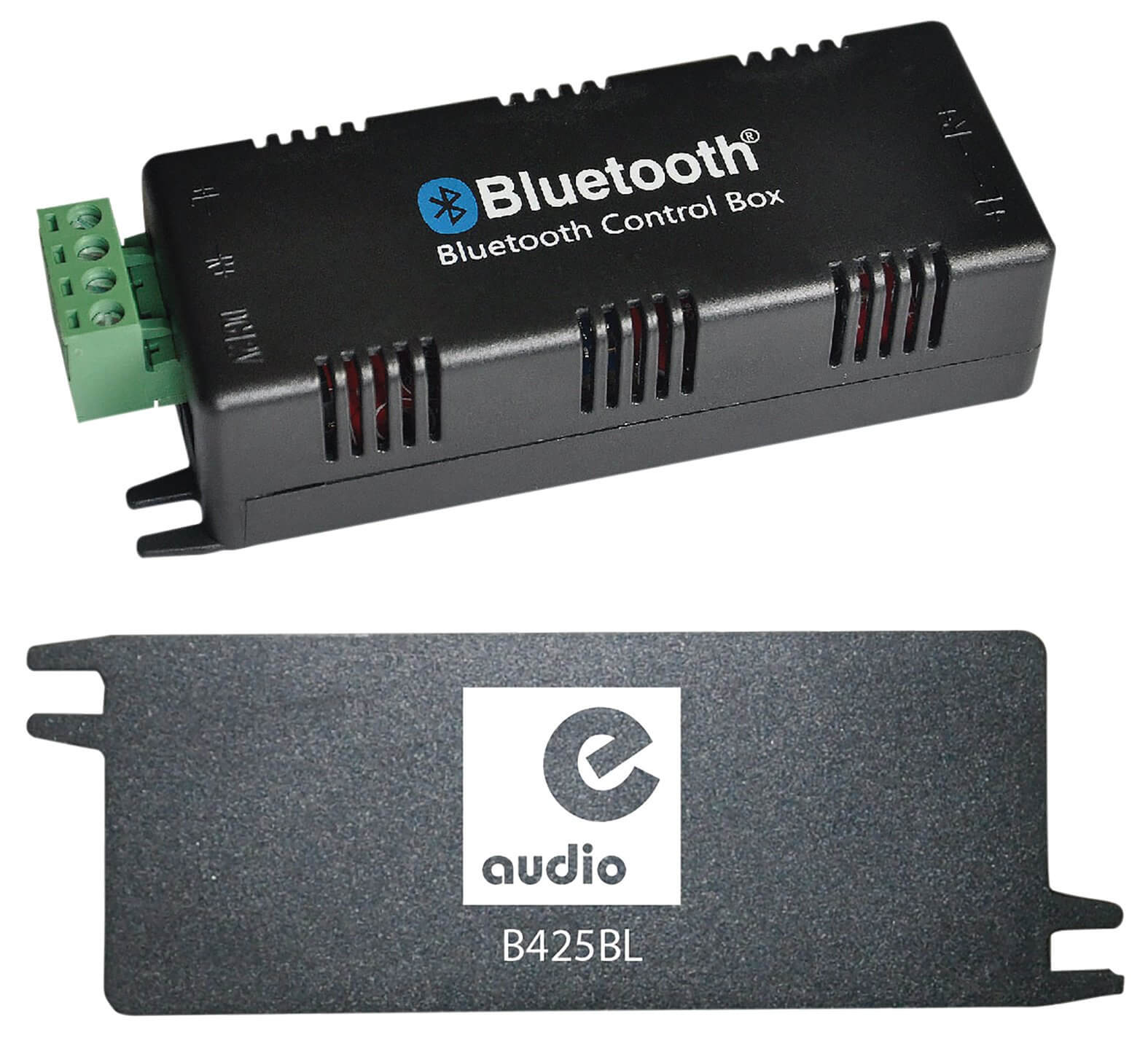 E-Audio Bluetooth 4.0 Stereo Audio Amplifier 2 x 15W