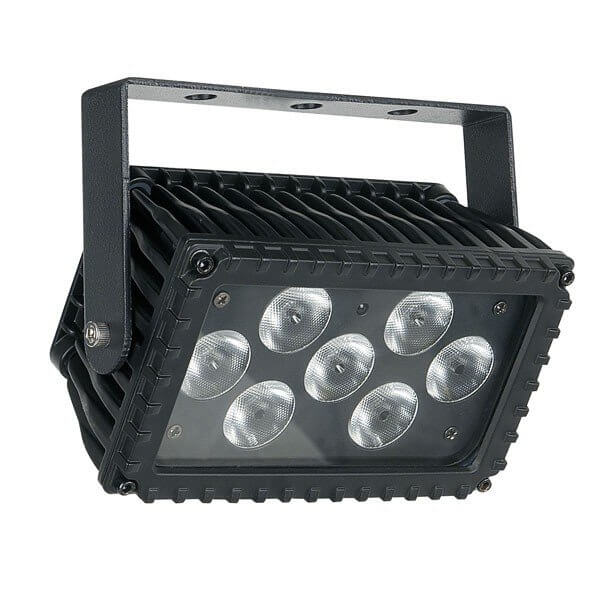 Cameleon Flood RGB 7 x 3W TRI IP65 Outdoor