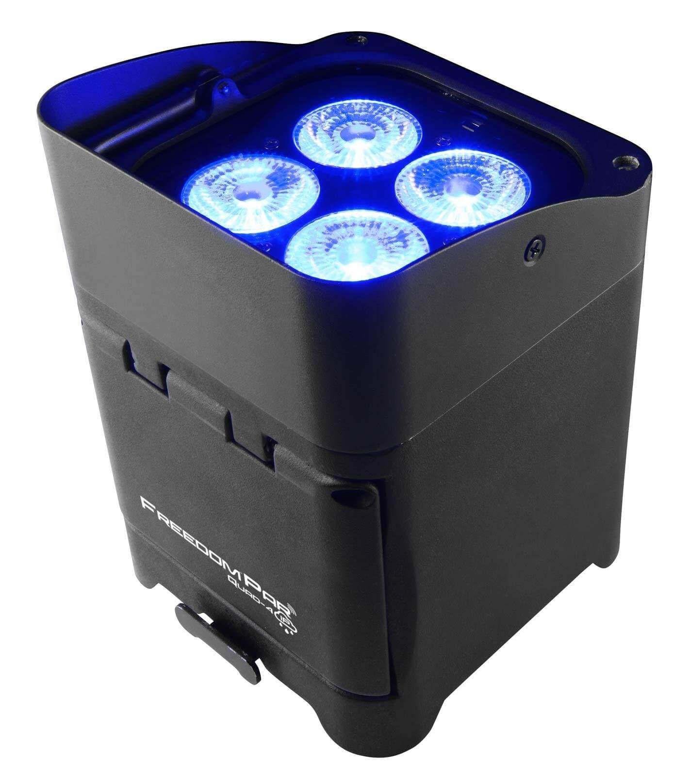 Chauvet Freedom Par Quad IP Waterproof Battery Uplighter