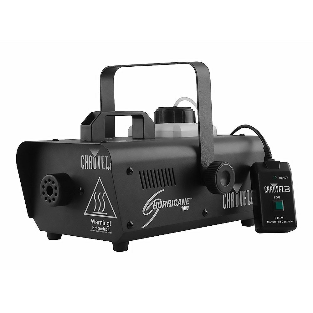 Chauvet Hurricane H1000 Fog Machine