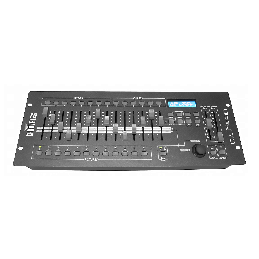 Chauvet DJ Obey 70 DMX Lighting Controller