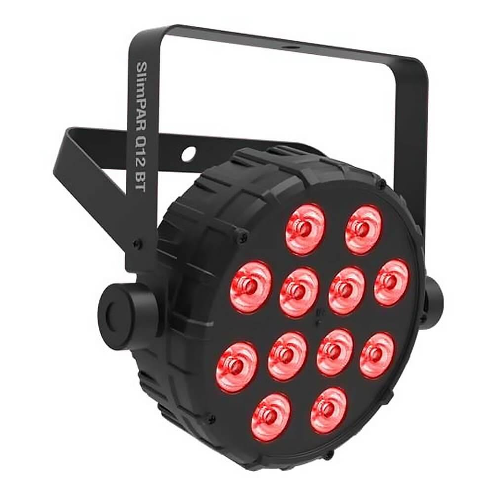 Chauvet DJ SlimPAR Q12 Bluetooth Wireless LED PAR Can