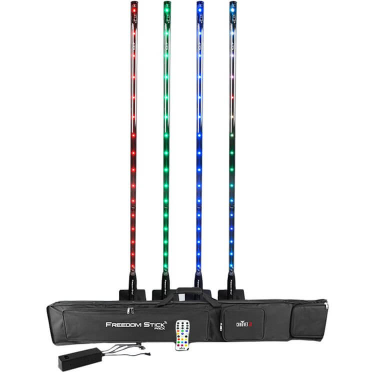Chauvet Freedom Stick Pack LED Wireless