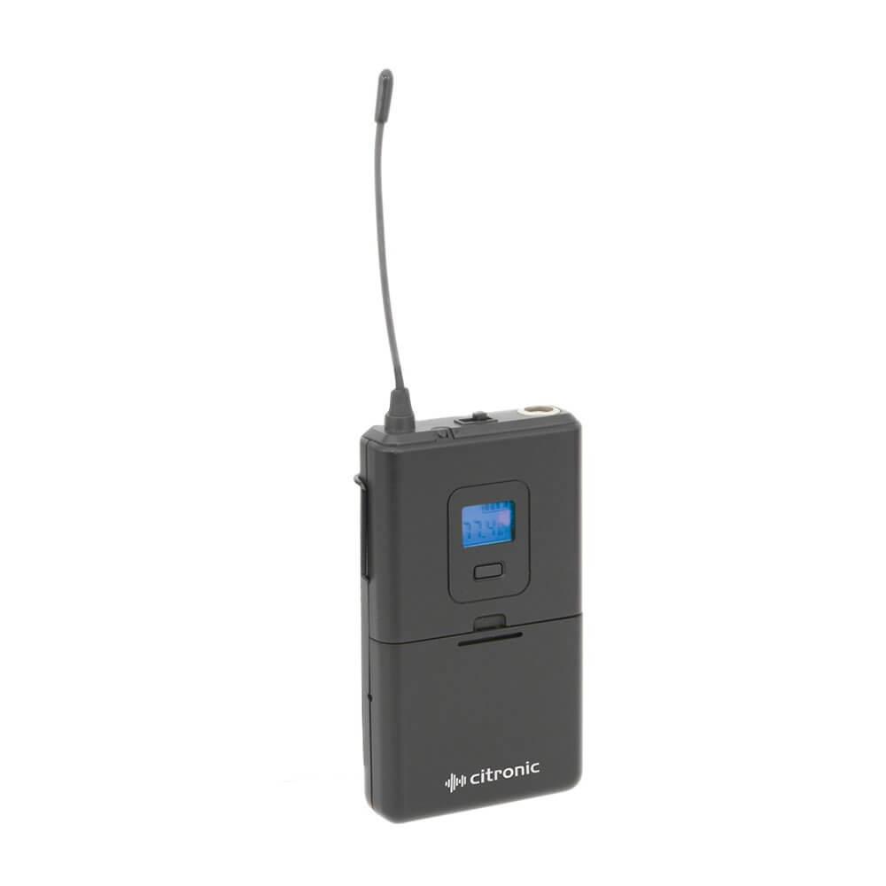 Chord Handheld UHF Transmitter for RU105 & RU210