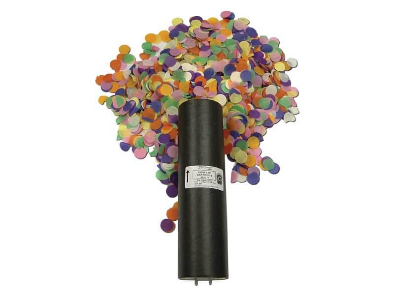 Le Maitre Chinese Confetti Cartridge Multi PP498