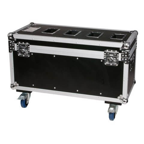 Flightcase to Hold 5 x Showtec Pixel Square COB Panel